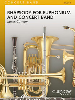Rhapsody for Euphonium - Set (Partitur + Stimmen)