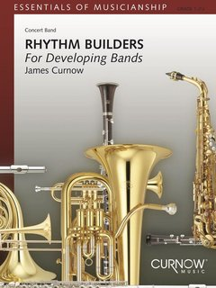 Rhythm Builders for Developing Bands - Partitur