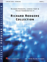 Richard Rodgers Collection - Set (Partitur + Stimmen)