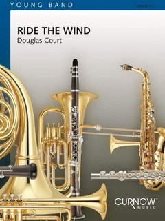 Ride the Wind - Partitur