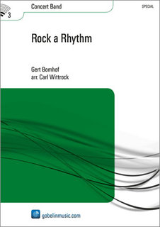 Rock a Rhythm - Set (Partitur + Stimmen)