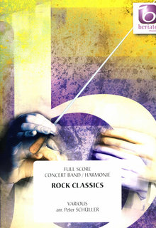 Rock Classics - Set (Partitur + Stimmen)