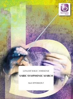 Sabic Symphonic March - Set (Partitur + Stimmen)