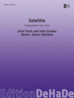 Satellite - Set (Partitur + Stimmen)
