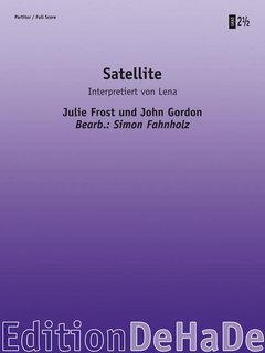 Satellite - Partitur
