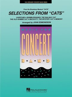 Selections from Cats - Set (Partitur + Stimmen)