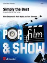 Simply the Best - Set (Partitur + Stimmen)