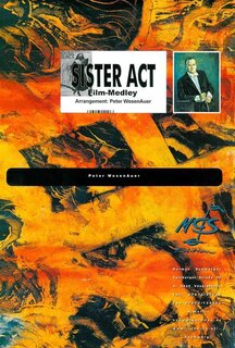 Sister Act - Set (Partitur + Stimmen)