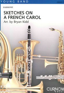Sketches on a French Carol - Partitur