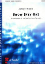 Snow (Hey Oh) - Set (Partitur + Stimmen)