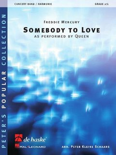 Somebody to Love - Partitur