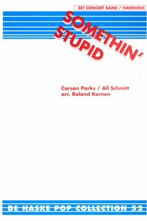 Somethin Stupid - Set (Partitur + Stimmen)
