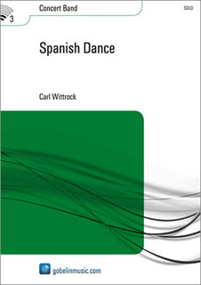 Spanish Dance - Set (Partitur + Stimmen)