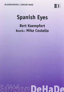 Spanish Eyes - Set (Partitur + Stimmen)
