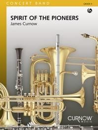 Spirit of the Pioneers - Partitur
