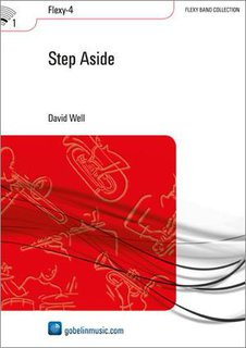 Step Aside - Set (Partitur + Stimmen)
