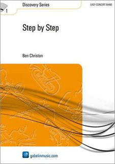 Step by Step - Set (Partitur + Stimmen)