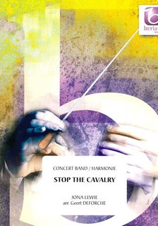 Stop the Cavalry - Partitur