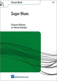 Sugar Blues - Partitur