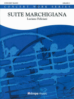 Suite Marchigiana - Set (Partitur + Stimmen)