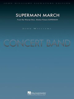 Superman March - Partitur