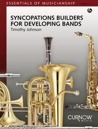 Syncopations Builders for Developing Bands - Partitur