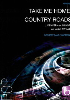 Take Me Home Country Roads - Partitur