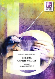 The 80s Charts Medley - Set (Partitur + Stimmen)