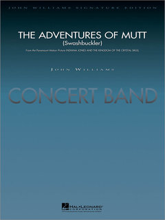 The Adventures of Mutt - Set (Partitur + Stimmen)