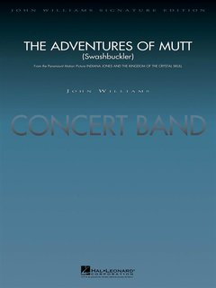 The Adventures of Mutt - Partitur