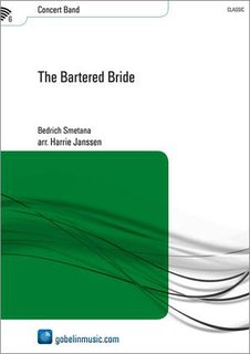 The Bartered Bride - Partitur