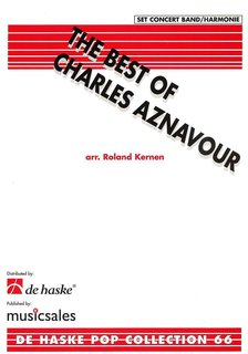 The Best of Charles Aznavour - Set (Partitur + Stimmen)