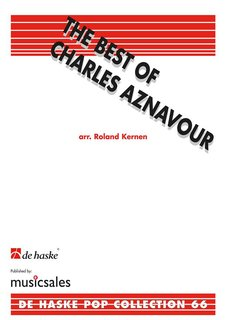 The Best of Charles Aznavour - Partitur