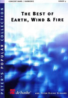 The Best of Earth, Wind & Fire - Set (Partitur + Stimmen)