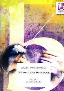 The Billy Joel Songbook - Partitur