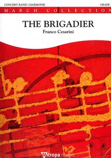 The Brigadier - Set (Partitur + Stimmen)