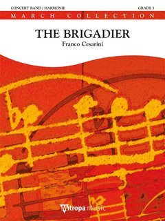 The Brigadier - Partitur