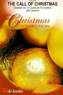 The Call of Christmas - Set (Partitur + Stimmen)