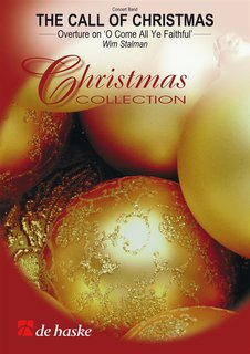 The Call of Christmas - Partitur