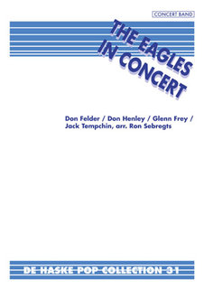The Eagles in Concert - Set (Partitur + Stimmen)
