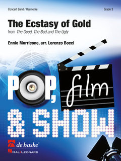 The Ecstasy of Gold - Set (Partitur + Stimmen)