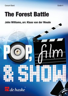 The Forest Battle - Partitur