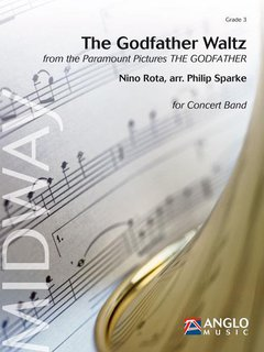 The Godfather Waltz - Partitur