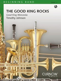 The Good King Rocks - Partitur