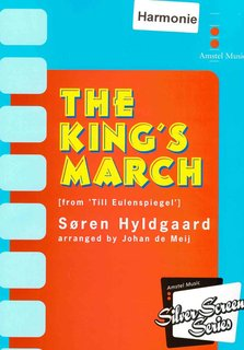 The Kings March - Set (Partitur + Stimmen)