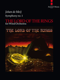 The Lord of the Rings (Complete Edition) - Set (Partitur + Stimmen)