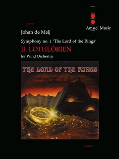The Lord of the Rings (II) - Lothlorien - Partitur