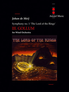 The Lord of the Rings (III) - Gollum - Set (Partitur + Stimmen)