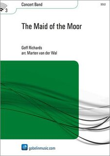The Maid of the Moor - Partitur