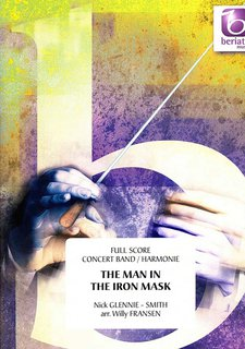 The Man in the Iron Mask - Set (Partitur + Stimmen)